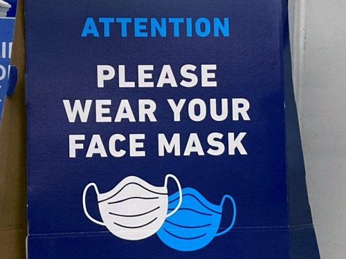 Masks Not Required At County Building After COVID-19 Outbreak