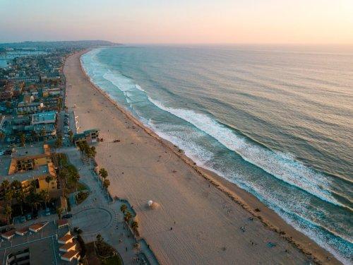 Volunteers Clean San Diego Beach Trash From July 4 Revelers