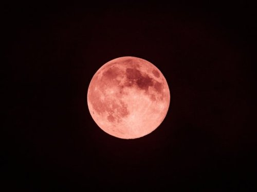 Strawberry Moon: How To See The June Full Moon In Colorado