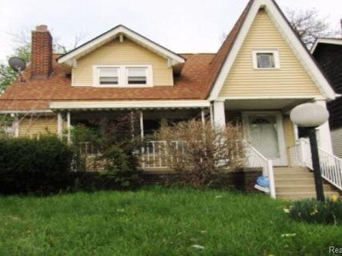 5 Detroit Area Foreclosures Selling For Cheap