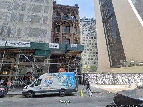 Old Vanderbilt Mansion On Billionaire's Row To Be Demolished