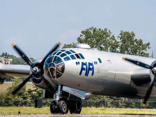 Historic Aircraft Arrive At Nashua Boire Field As Part Of Tour