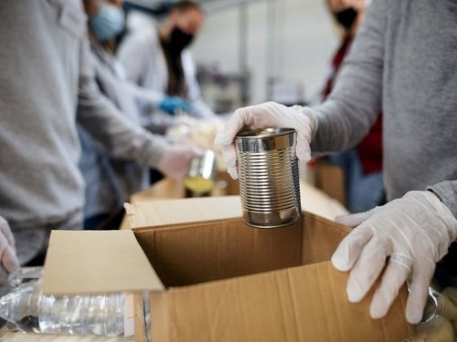 Food Bank Distribution Skyrockets In North Carolina