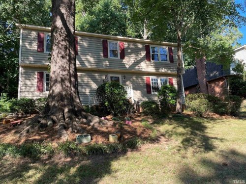 5 New Homes Foreclosed In The Raleigh Area