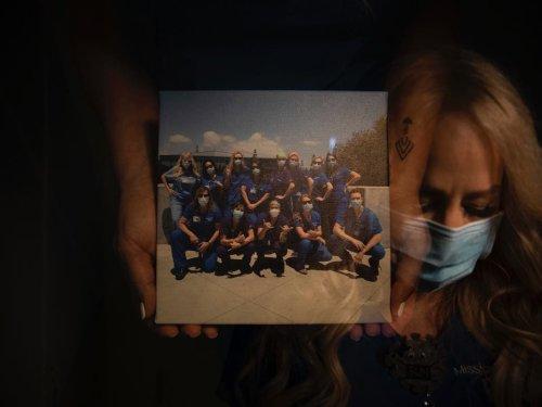 For CA Coronavirus Nurses, Past And Present Collide