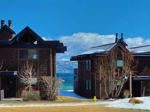 Cool Views & Heated Floors: Condo For Sale In Tahoe