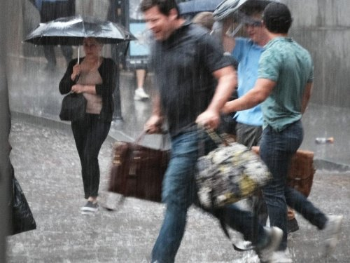 Thunderstorms, Flooding, Isolated Tornado Could Hit NYC