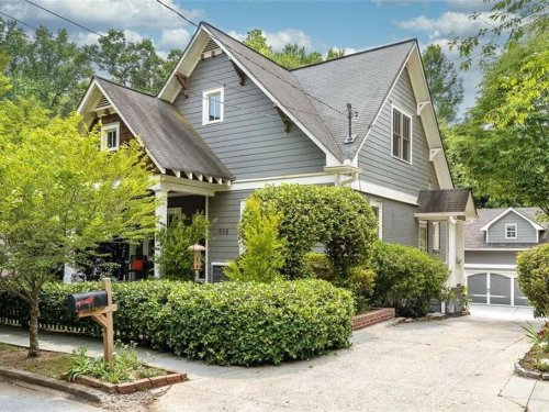 5 New Decatur-Avondale Estates Area Homes For Sale