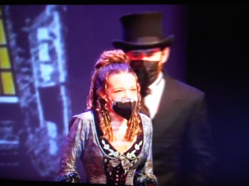 """Review: """"The Mystery of Edwin Drood"""" by Newtown High School Drama"""