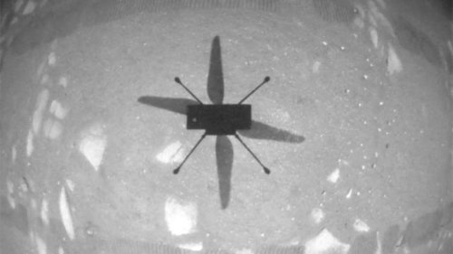 Victory! Ingenuity conducts its first powered flight on Mars