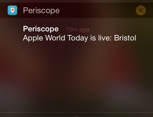 Periscope, Meerkat and the Journalism of Now - MediaShift