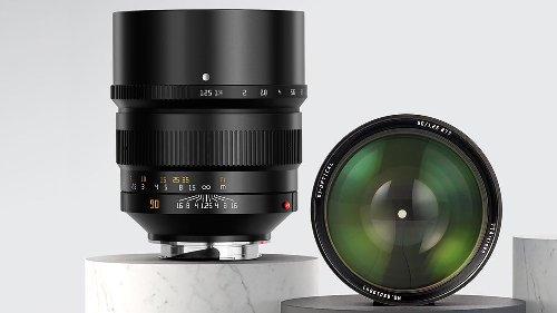 The TTArtisan 90mm f/1.25 lens for Leica M mount officially announced - DIY Photography