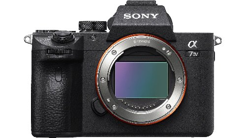 Sony has registered a new camera body - could be the Sony A7 IV - DIY Photography