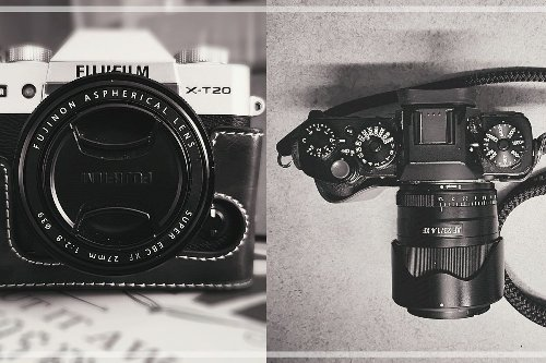 Why I didn't go full-frame and went with Fujifilm - DIY Photography