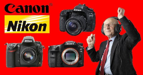 When will DSLRs become obsolete? - DIY Photography