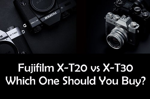 Fujifilm X-T20 Vs X-T30 and why you should still buy the X-T20 - DIY Photography