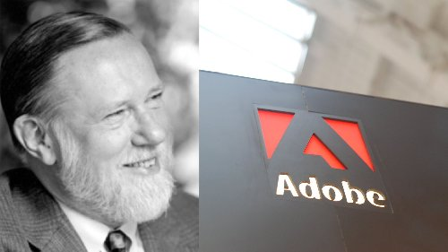Adobe co-founder Charles Geschke dies at 81 - DIY Photography