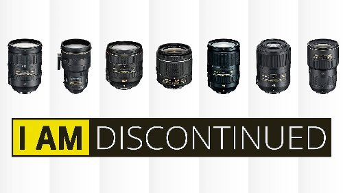 Nikon kills off more of its APS-C and full-frame F mount lenses - DIY Photography