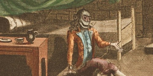 How Voltaire Helped Spread the Legend of Europe's Most Famous Prisoner, The Man in the Iron Mask