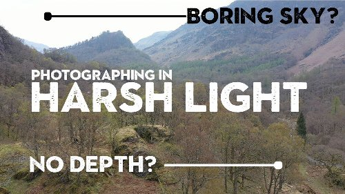 Follow these simple tips to take striking landscape photos in harsh light - DIY Photography