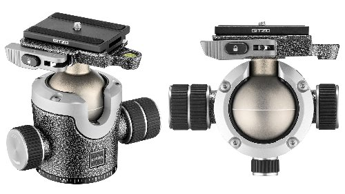 Gitzo's new Ball Head Series 4 can handle a payload of up to 30kg - DIY Photography