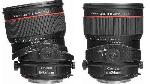 Canon reported to bring autofocus tilt-shift lenses to RF mount this year - DIY Photography