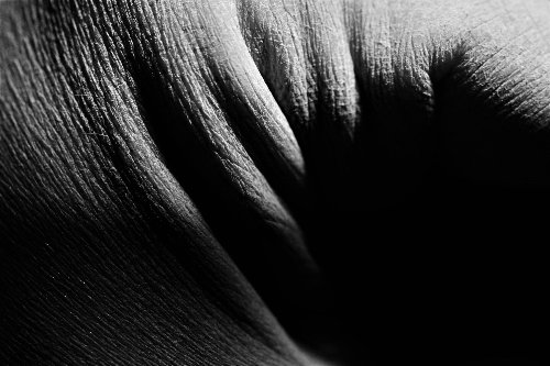 Photographer explores subconscious mind through dark and intimate skin macro photos - DIY Photography