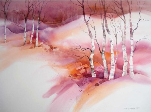 Intuitive Painting Lends Itself to Expressive Color