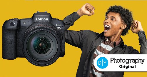 Photographer Buys R5 Becomes instant success — exclusive interview - DIY Photography