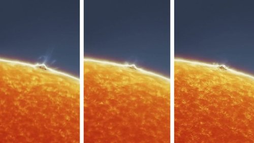 It took six hours and 400,000 images to shoot this timelapse of a massive solar flare - DIY Photography