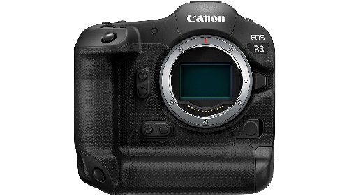 """The Canon EOS R3 stacked sensor is """"designed"""" by Canon but probably not made by them - DIY Photography"""