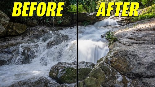 When and why you might want to use ND filters for your photography - DIY Photography