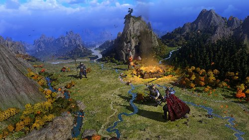 Total War: Three Kingdoms moves Mount Song to its rightful place in latest patch