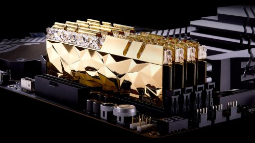 G.Skill releases faster Trident Z Royal DDR4 RAM that's even more regal