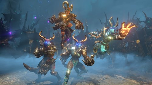 Almighty: Kill Your Gods hits Steam Early Access next month