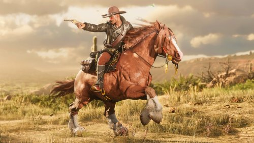 Red Dead Redemption 2 modders have rebalanced law and crime