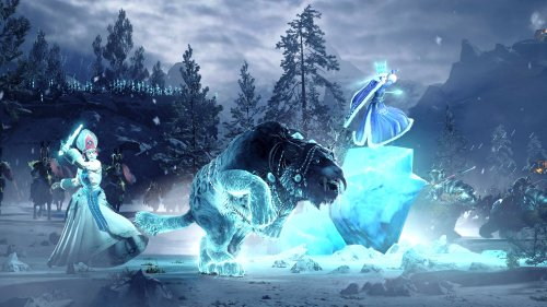 Total War: Warhammer 3's Kislev now features giant cats and gun sleighs