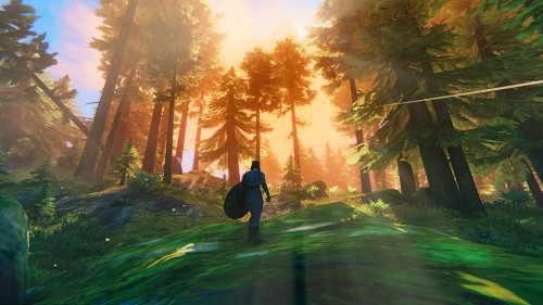Valheim modders are turning the survival game into a 1,000-player MMO