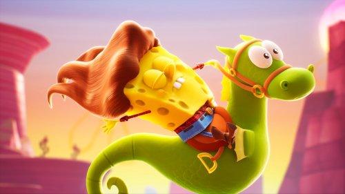 Purple Lamp returns with new SpongeBob game, The Cosmic Shake