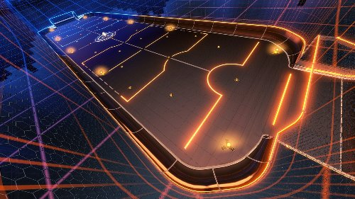 Rocket Labs goes long with Corridor LTM in Rocket League