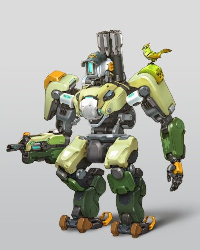 Bastion rework and more Overwatch 2 news to be revealed next week