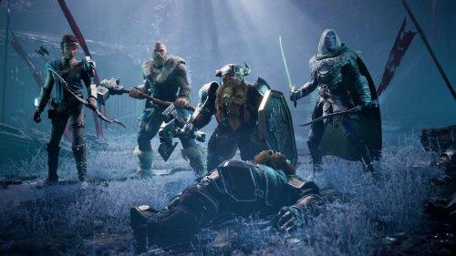 Dungeons & Dragons: Dark Alliance review -- Icewind fail
