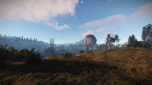 Rust is looking better than ever after today's World Revamp update