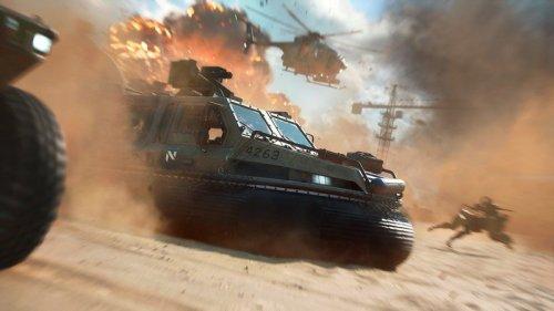 Leaks suggest Battlefield 2042's mystery game mode is a familiar sandbox