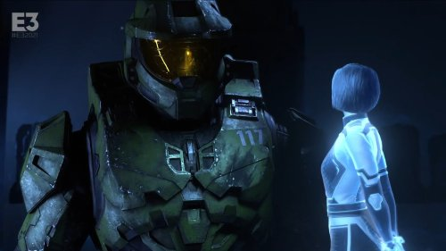 Latest Halo Infinite trailer shows Master Chief partnering with new Cortana