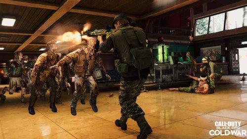 Black Ops Cold War zombies camo bug resets progress following update