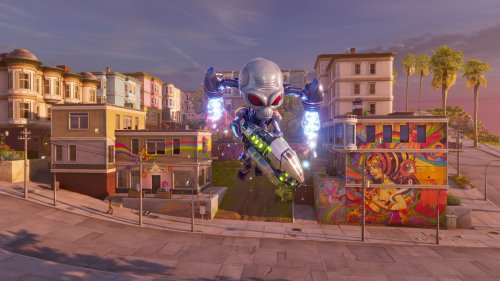 Destroy All Humans! 2 – Reprobed gets groovy in Announcement Trailer