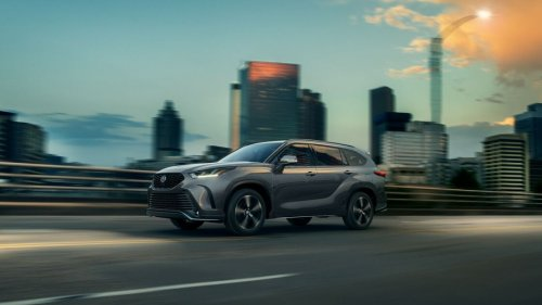 2021 Toyota Highlander Hybrid Review