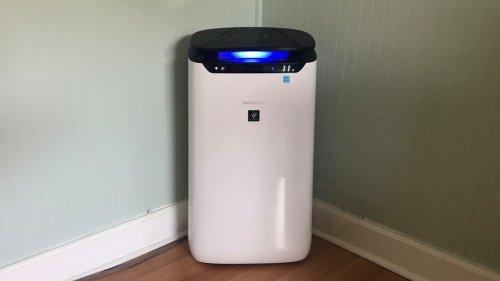 Sharp FXJ80UW Air Purifier Review