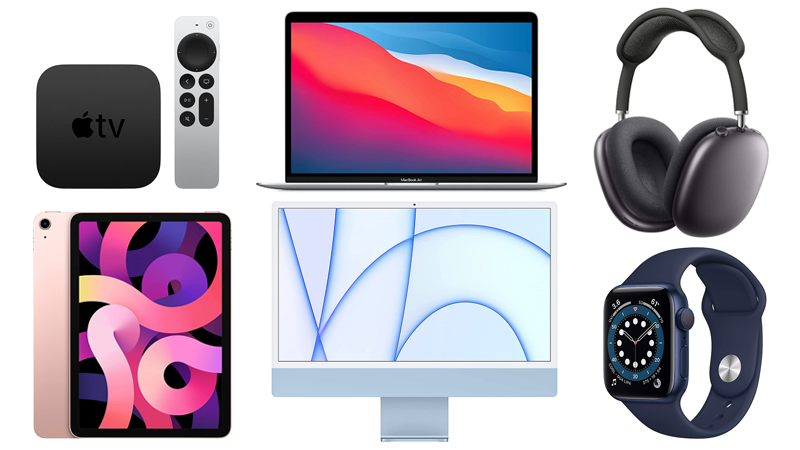 Apple 4th of July Deals: $100 Off MacBook Air, New Apple TV 4K for $169